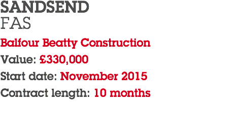 SANDSEND
